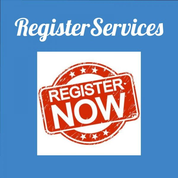 Register Services
