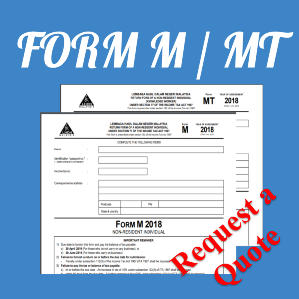 CCNG for form M/ MT