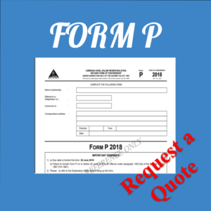 Taxation Form P